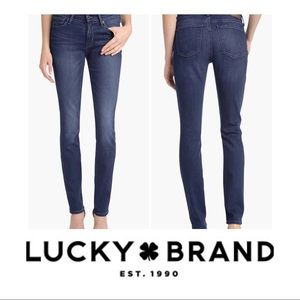 Lucky Brand Brook Straight Jeans
